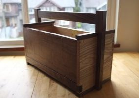 A Cabinetmaker's Toolchest